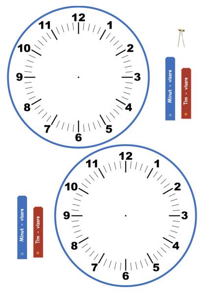 göra egen klocka