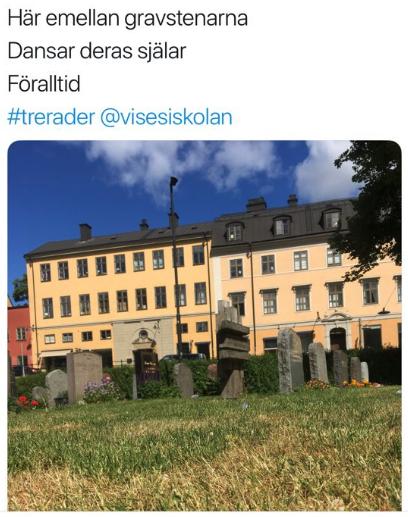 Kombinera bild och text - En skrividé av Malin Larsson