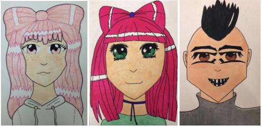 Teckna Manga i skolan - Carola Garpefält