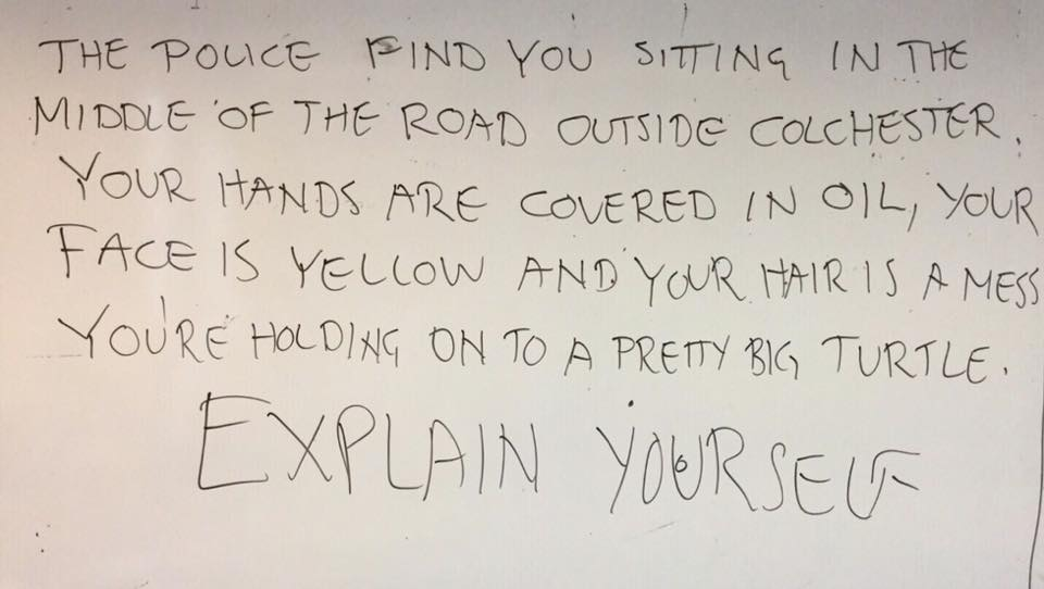Explain Yourself - Att uttrycka sig på engelska - för högstadiet - En kreativ och rolig skrivuppgift