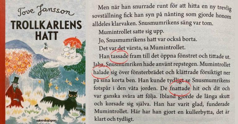 Trollkarlens hatt Tove Jansson